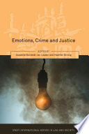 Emotions Crime And Justice