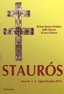 Staurós. Rivista storico-artistica della diocesi di Locri-Gerace (2015)