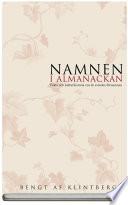 Namnen i almanackan