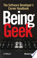 Being Geek : there's much more to your...