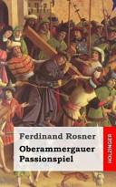 Oberammergauer Passionspiel
