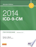 2014 ICD 9 CM for Physicians  Volumes 1 and 2  Standard Edition   E Book