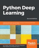 Python Deep Learning Book