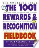 The 1001 Rewards   Recognition Fieldbook
