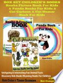 Animals Books For Kids  Snakes  Pandas   Cat Humor