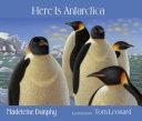 Here Is Antarctica Book