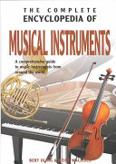 The Complete Encyclopedia of Musical Instruments