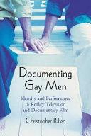 Documenting Gay Men