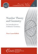 Number Theory and Geometry: An Introduction to Arithmetic Geometry