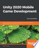 Unity 2020 Mobile Game Development