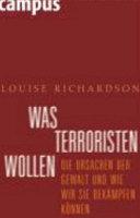 Was Terroristen wollen