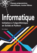 illustration Informatique, Initiation à l'algorithmique en Scilab et Python