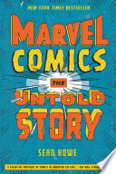 Marvel Comics : dominant pop cultural forces in contemporary america...