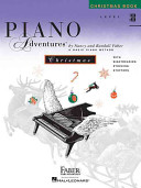 Piano Adventures  Level 3B  Christmas Book