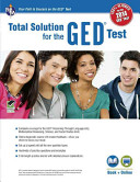 Total Solution for the GED Test