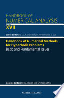 Ebook Handbook of Numerical Methods for Hyperbolic Problems Epub Remi Abgrall,Chi-Wang Shu Apps Read Mobile
