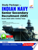 Study Package for Indian Navy Senior Secondary Recruitment (SSR) Exam 2020