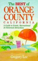 The Best of Orange County California