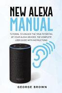 New Alexa Manual