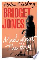 Bridget Jones Mad About the Boy by Helen Fielding