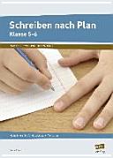 Schreiben nach Plan