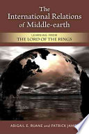 The International Relations of Middle earth
