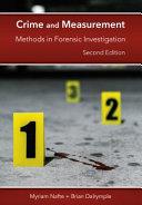 Crime and Measurement