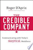 Book The Credible Company