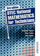 BTEC National Mathematics for Technicians