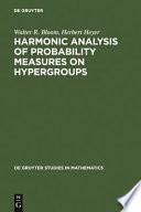 Harmonic Analysis of Probability Measures on Hypergroups