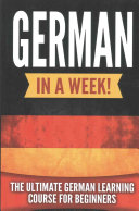 German in a Week