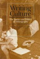 Writing Culture