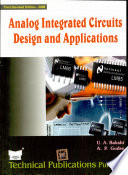 Analog Integrated Circuits Design And Applications