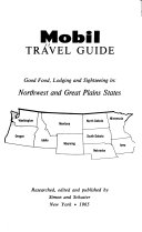 Mobil Travel Guide: Northwest and Great Plains States