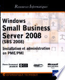 Windows Small Business Server 2008  SBS 2008