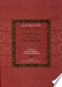 Tafsir of Surah al F  tihan and Surah al Baqarah