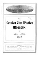 The London City Mission Magazine