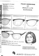 The Optometric Weekly and the Optometrist   Optician