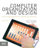 illustration Computer Organization and Design MIPS Edition, The Hardware/Software Interface