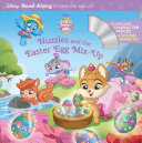 Whisker Haven Tales with the Palace Pets  Nuzzles and the Easter Egg Mix Up  Read Along Storybook and CD