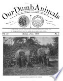 Our Dumb Animals