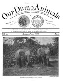 Our Dumb Animals
