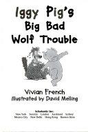 Iggy Pig s big bad wolf trouble