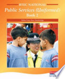 BTEC National in Public Services   Student Book 2