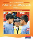 BTEC National in Public Services - Student Book 2