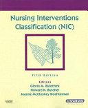 Nursing Interventions Classification Nic