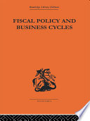 Fiscal Policy   Business Cycles