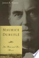 Maurice Durufl