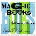 Magic Books   Paper Toys