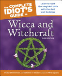 download ebook the complete idiot\'s guide to wicca and witchcraft, 3rd edition pdf epub